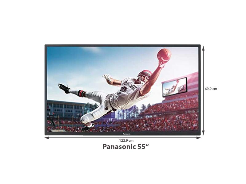 Panasonic 55